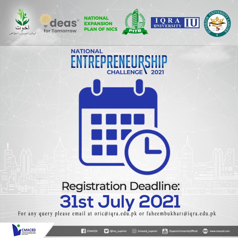 National Entrepreneurship